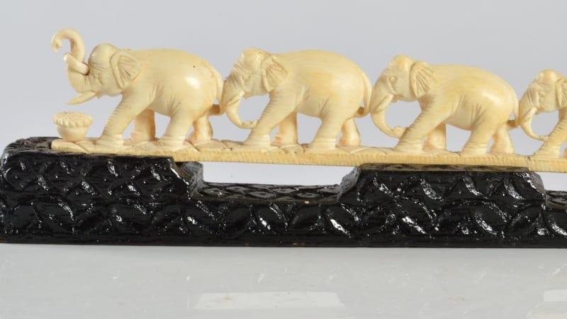 Leonard Joel doubles down on ivory ban