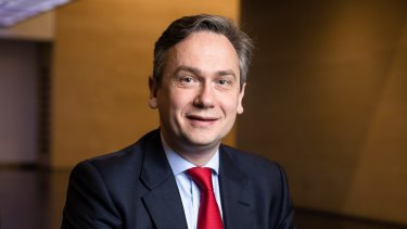 """Rio chief executive Jean-Sebastien Jacques says the company has a """"watching brief"""" on M&A."""