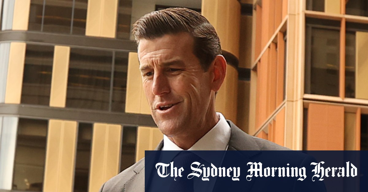 Ben Roberts-Smith seeking millions in damages lost income for 'smashed' reputation – Sydney Morning Herald