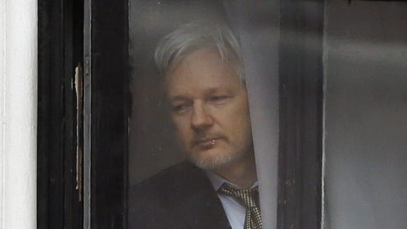 Assange will stay well away from the United States