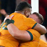 That's gold: Wallabies' last-gasp miracle the win we had to have