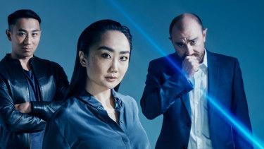 Australian work Golden Shield has blockbuster appeal.