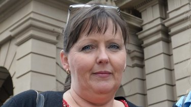 Anti-Mosque campaigner Julie Hoskin had been announced as a Victorian candidate for Senator Fraser Anning's Conservative National Party.