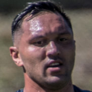Raiders winger Jordan Rapana is back from a shoulder reconstruction - nine weeks ahead of schedule.
