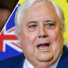 If Clive Palmer wins in the High Court, is that the end of WA's pandemic defence?