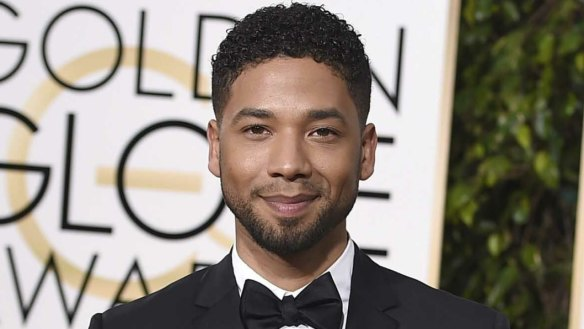 Empire actor Jussie Smollett claims he was the victim of a brutal homophobic and racist attack.