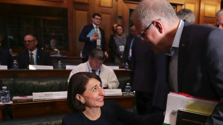 NSW Premier Gladys Berejiklian and Prime Minister Scott Morrison have both proposed slowing migration rates into NSW.