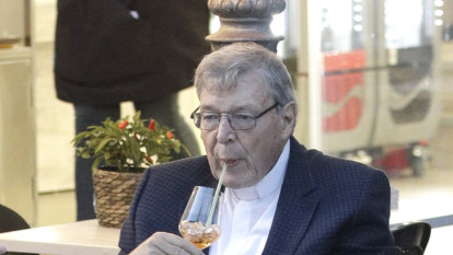 Prosecutors say reports could have led people to articles naming Pell
