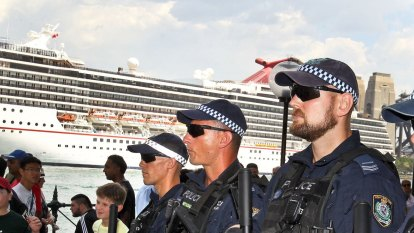 Millions spent on assault rifles that NSW Police don't use