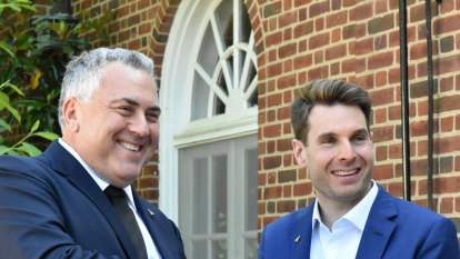 From Toowoomba to the West Wing, racing driver Will Power's big day in DC