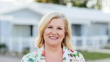 Caboolture aged care provider Natasha Chadwick is Telstra's 2019 Business Woman of the Year.