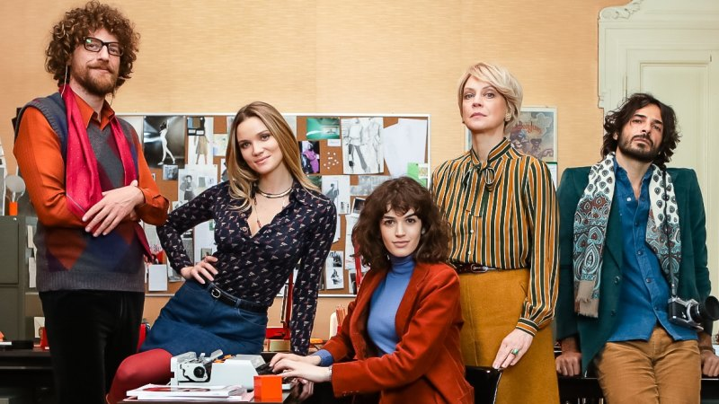 Made In Italy Puts Fashion And Women In The Workplace In Focus