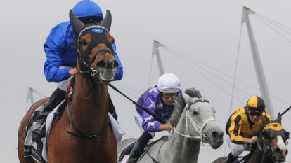 Godolphin trio ready to take off in Kingsford Smith Cup