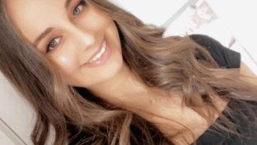 Celeste Manno, whose body was found in her home in Mernda in November last year.