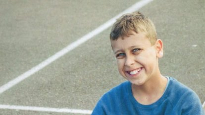 'Heartbreaking': Mother of boy allegedly murdered speaks for first time