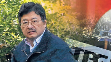 TPG boss David Teoh and the telco's executives kept quiet about plans after the merger.