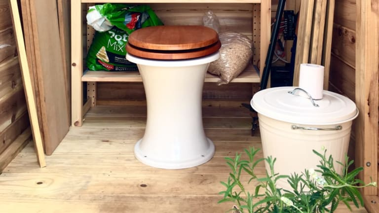 Waterless, silent, odourless, flyless, why aren't composting toilets ubiquitous?