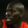 Aliir flying high in new look Swans defence