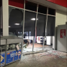 Would-be thieves botch ATM heist, twice