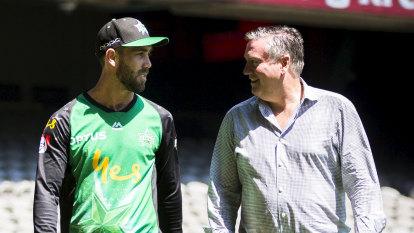 Stars and Renegades meet in Cricket Victoria's brave new world