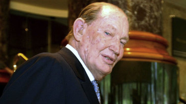Keating detested media mogul Kerry Packer.