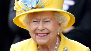 The Queen's personal private secretary was kept well briefed about what was going on in Australia.