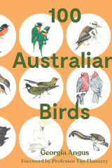 100 Australian Birds, by Georgia Angus.