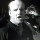 Peter David McEvoy, charged and acquitted of the Walsh Street police murders.