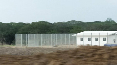 The Bomana Immigration Centre on the outskirts of Port Moresby, Papua New Guinea.