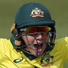 """Alyssa Healy describes the one-off Ashes Test as a """"real opportunity""""."""