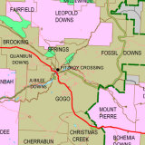 Jubilee Station is located just west of Fitzroy Crossing in the central Kimberley.