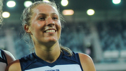 Purcell's rise continues at Cats, Kangaroos crown Garner