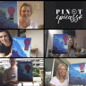 Painting and pickling: Working from home for Australia's top tech company