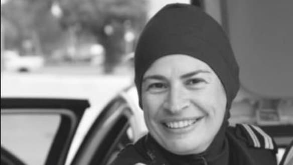 'There's a line to draw': Muslim officer rises above online abuse