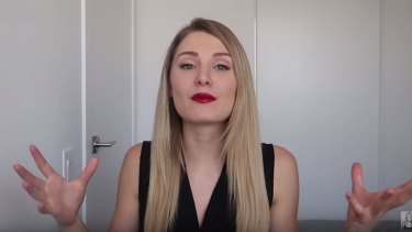 Far right Canadian Youtuber Lauren Southern has landed in Australia after reportedly experiencing delays in getting a visa.