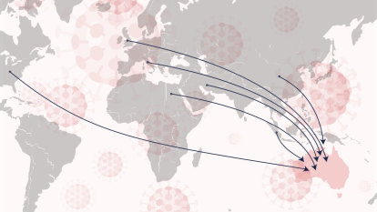Charting the course of a pandemic