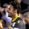 Bulls roar in second half to notch first interstate A-League win