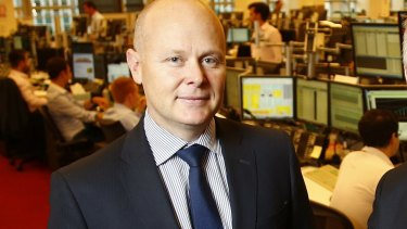 Former UBS co-head of equities and research team boss Chris Williams.
