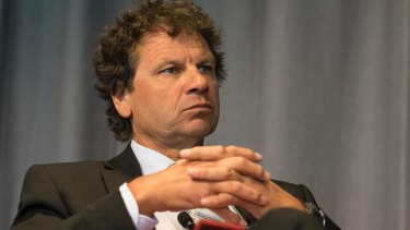 Incoming NAB director Simon McKeon