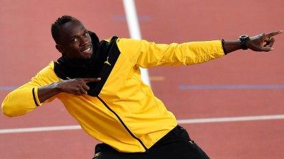 Sprinting world still waiting for the next lightning Bolt