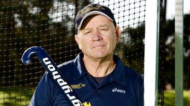 Coaching guru: Ric Charlesworth.