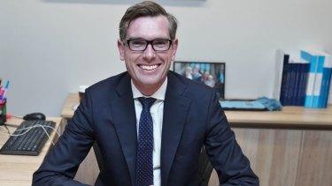 NSW State Treasurer Dominic Perrottet.