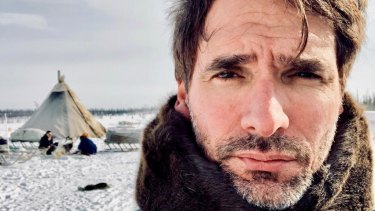 Todd Sampson subjects himself to the extreme climate of Siberia in Body Hack.