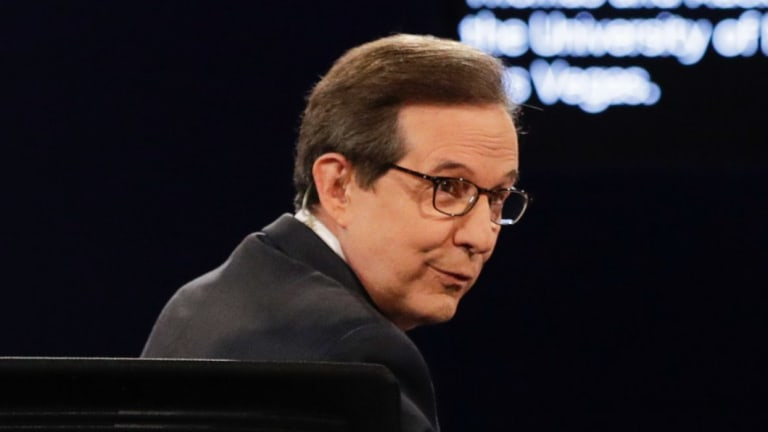 Chris Wallace of Fox News in 2016.