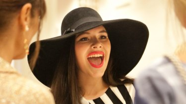 Francesca Packer Barham is the oldest granddaughter of the late Kerry Packer
