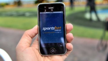 Sportsbet, Australia's biggest online betting site, is owned by global gambling giant Paddy Power Betfair.