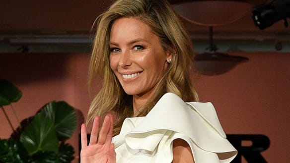 The Goss: Julie Bishop's partner steals Jen Hawkins' spotlight at Myer