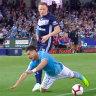 Derby referee missing A-League weekend