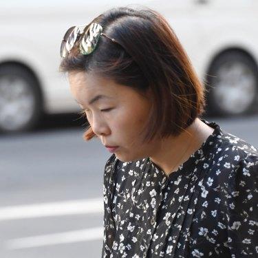 Chatime director and shareholder Iris Qian.