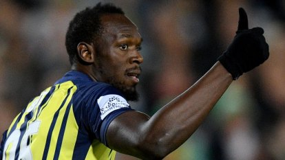 'Fun while it lasted': Usain Bolt blows time on soccer quest